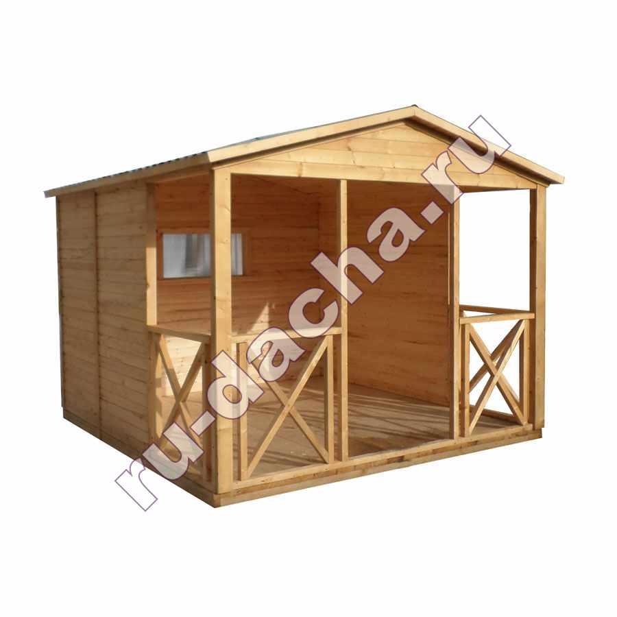 Летняя кухня 3х3